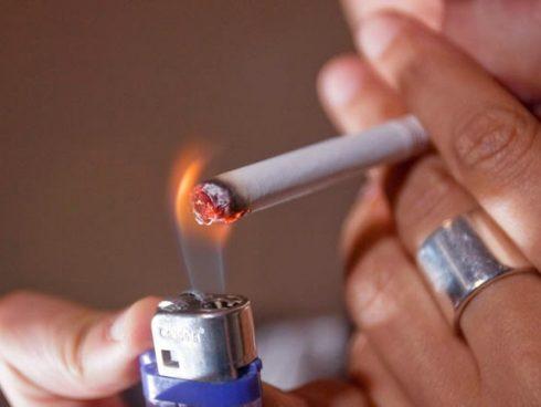 fumador Tabaco