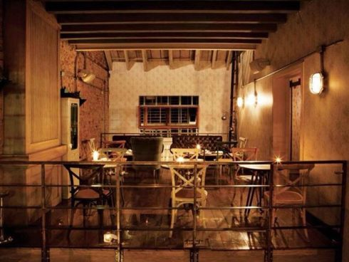 El restaurante Bruto llega a su quinto aniversario.