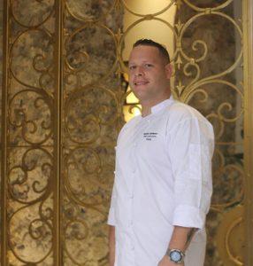 Chef Mauricio Sarmiento de Restaurante VERA