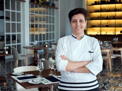 Gabriela Gómez, chef ejecutiva del Resort de lujo Conrad Cartagena.
