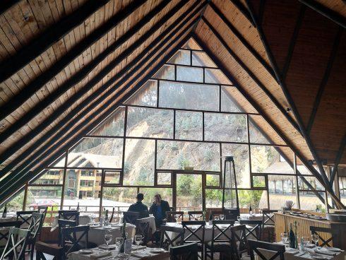 Restaurante Tramonti. Foto: Honoria Montes