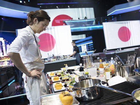 Charles Michel, el chef colombiano en la nueva serie de Netflix. Foto: Cortesía Netflix.