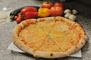 La Vera Pizza 4 quesos