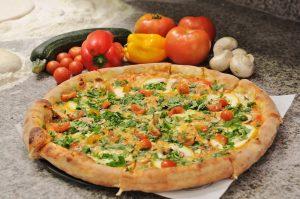La Vera Pizza Vegetariana