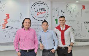 La Vera Pizza fundadores 1