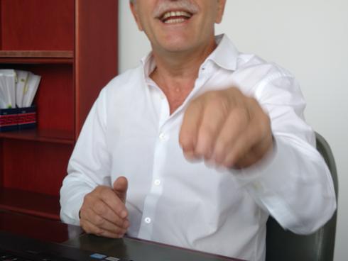 Héctor Alonso, Presidente Regional Latam y El Caribe de Level 3 (Foto: Orlando Gómez Camacho).