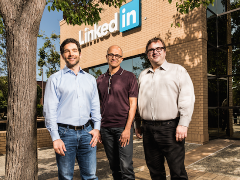 ¿Por qué compró Microsoft a LinkedIn por US$26.2 mil millones? (Foto Microsoft)