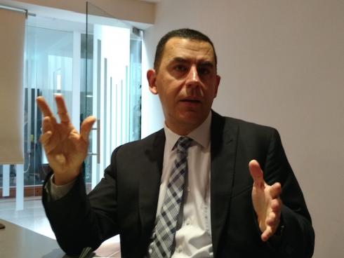 Fabio Saenz, Country Manager Colombia, Teradata - Big Data.