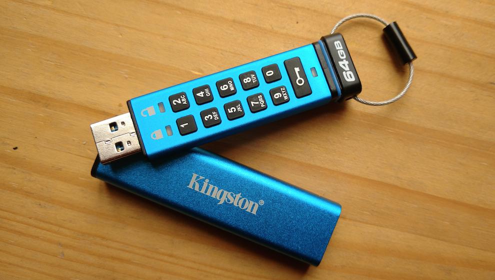 Kingston DataTraveller 2000