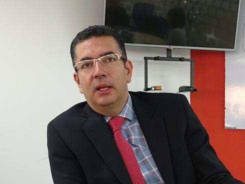 IFX Networks - Luis Gabriel Castellanos