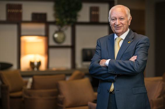 Gabriel Sánchez Paredes, Propietario y Presidente de Identidad Technologies Group..