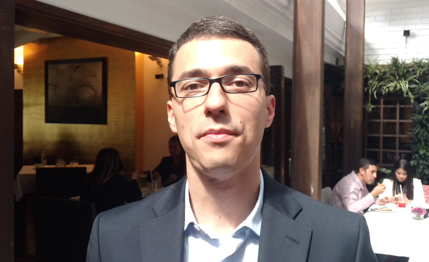 Marcos Santos, Director de Marketing y Comunicaciones Latam, Unisys.