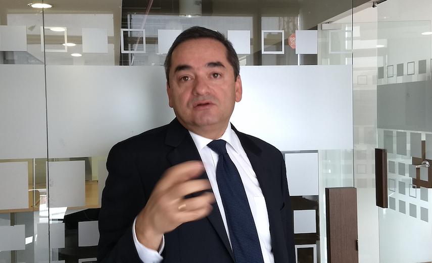 Mario Castaño, Director Técnico de Cintel.