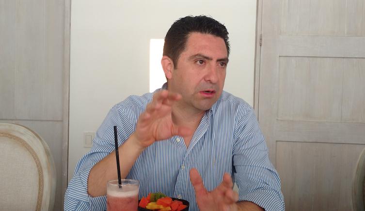 William Guerrero Robayo, Director Ejecutivo Portafolio Telco y Media de HPE.