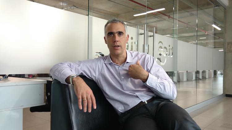 Marcelo Cataldo, Presidente de TigoUne.