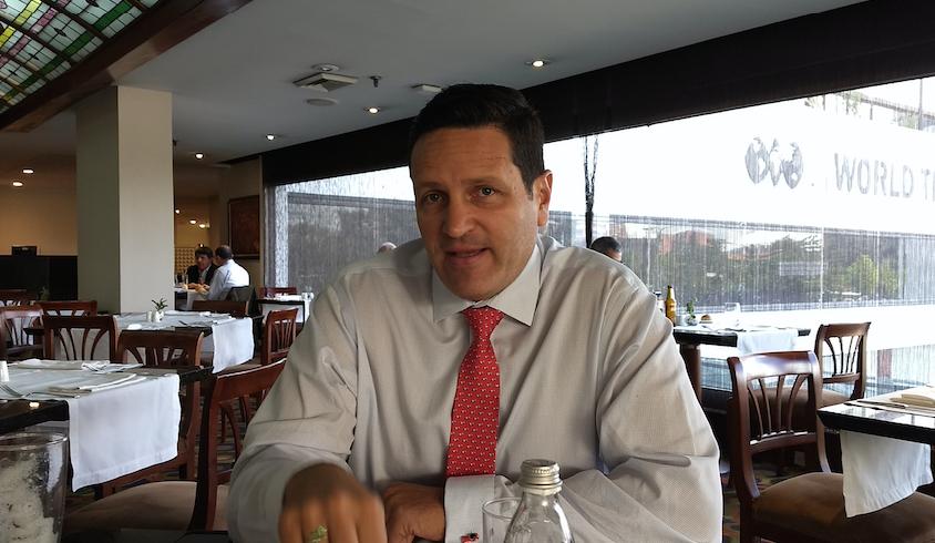Andrés Sánchez, CEO, Identidad IoT