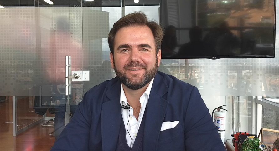 Luis Torres, Director General Fiat Chrysler (FCA).