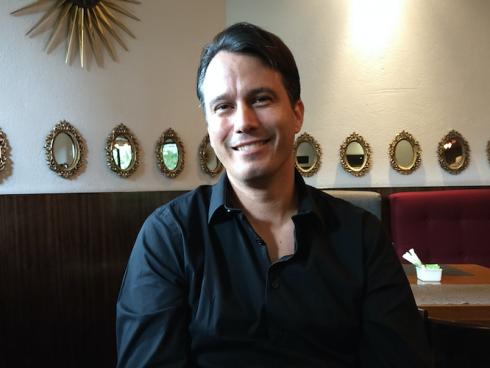 Efrain Soler, CEO de O4IT (Foto Orlando Gomez Camacho).