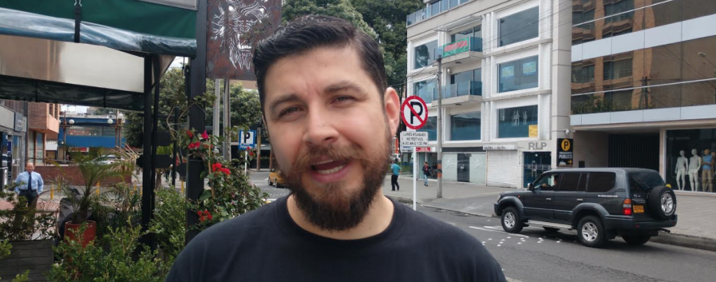 Rodrigo Cortés Arango, Country Manager Colombia de Waze.