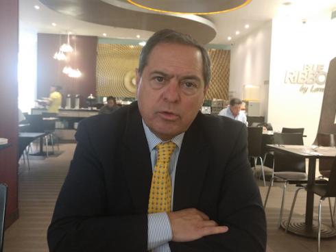 Carlos Márquez Bernal, Director Asociado de Stanzia. (Foto Orlando Gómez Camacho).