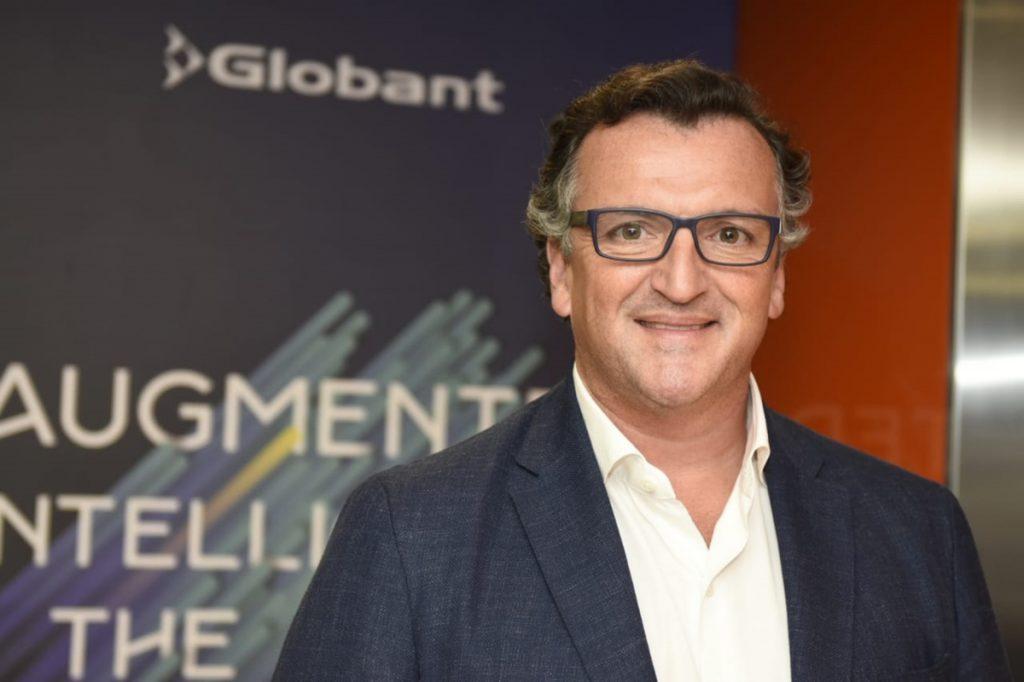 Martín Migoya, CEO de Globant