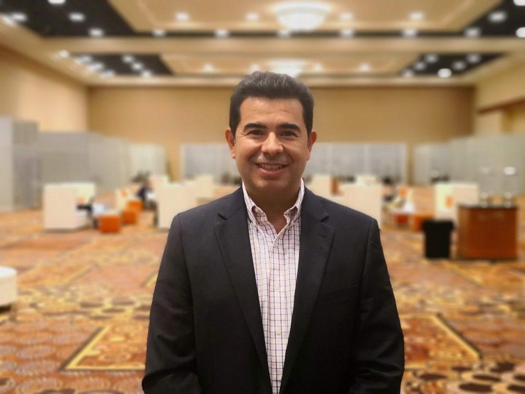 José Mutis, Country Manager Colombia Ecuador, Teradata.