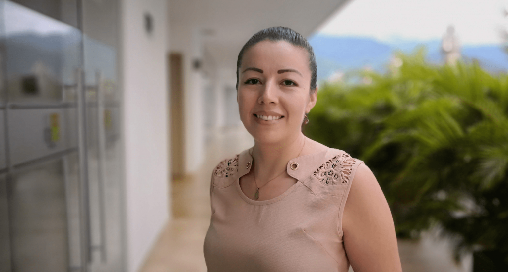 Carolina Arandia, Subgerente, Hotel Mercure Santa Marta Emile