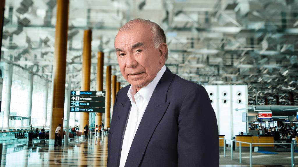 Alfonso Avila, Presidente de EasyFly
