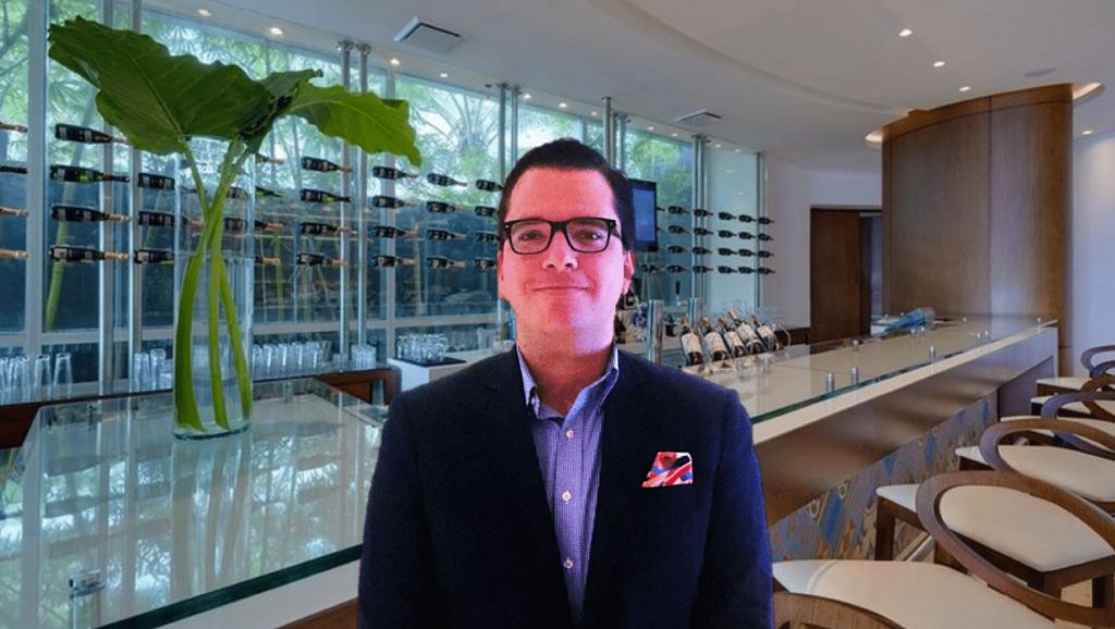 Alejandro Manfredonio, Gerente General Holiday Inn Morros Cartagena