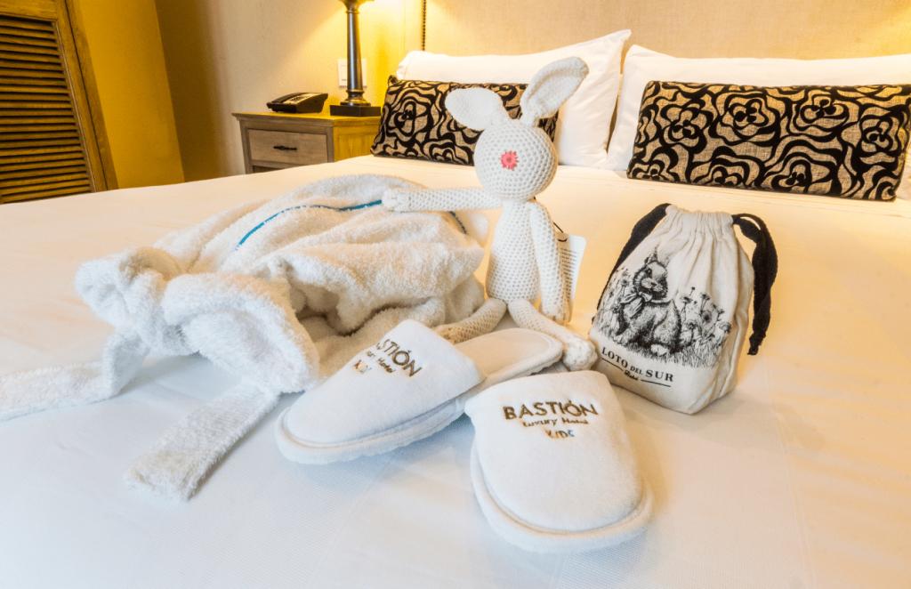 Bastion Luxury Hotel (Foto: GHL)