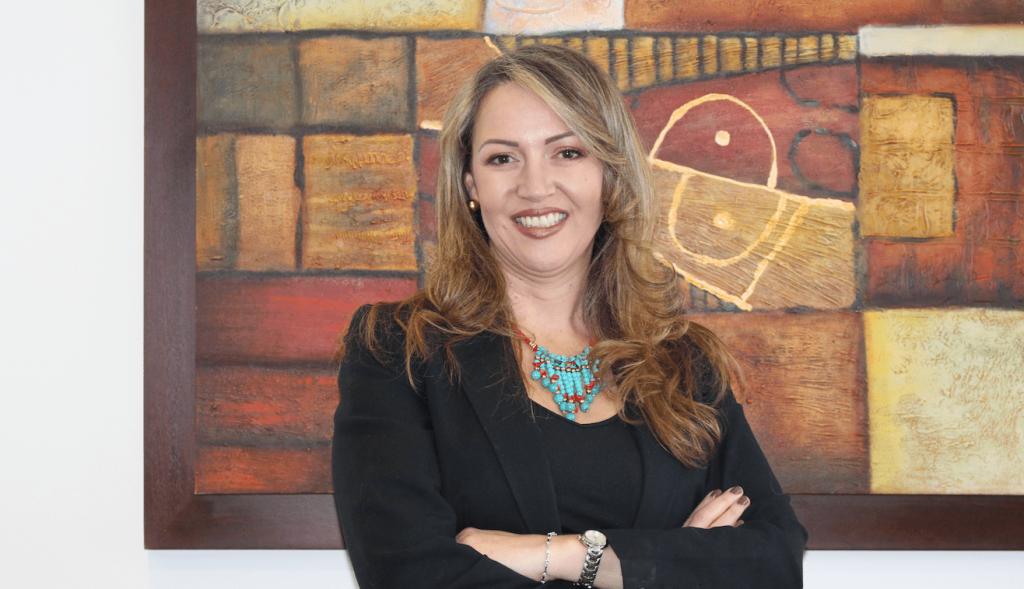 Paula Cortes Calle, Presidente de Anato. (Foto Anato).