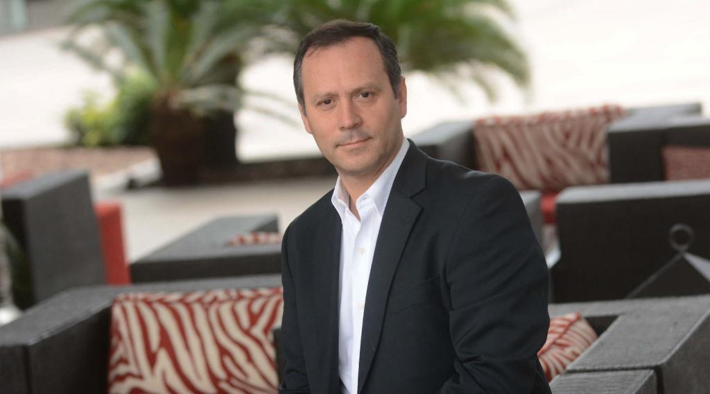 Guillermo Brinkmann, Presidente SAP Latinoamérica Norte (Foto SAP).