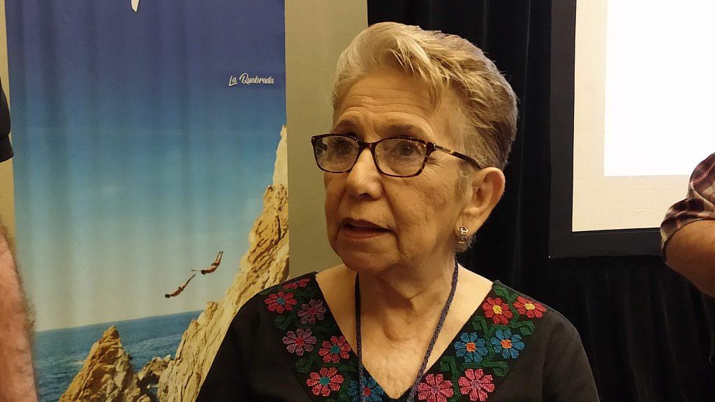 Piquis Rochin, Directora de Promoción Internacional en Fideicomiso de Promoción Turística de Acapulco.