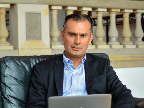 Fernando Anzures, CEO EXMA