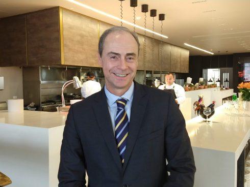 Miguel Eugene, Gerente General Hilton Corferias (Foto Orlando Gomez Camacho)