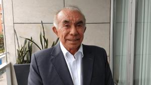 Alfonso Ávila, Presidente de EasyFly (Foto Orlando Gómez Camacho).