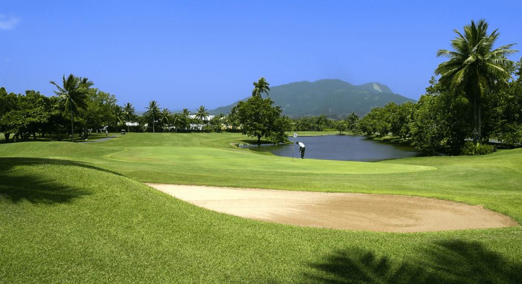Campo de Golf de Playa Dorada (Foto Ministerio de Turismo Republica Dominicana)