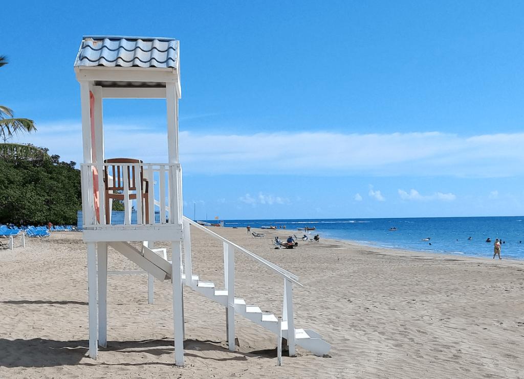 Playa Dorada en Puerto Plata (Foto Orlando Gómez Camacho).
