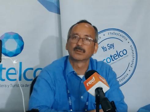 Gustavo Toro, Presidente de Cotelco (Foto Orlando Gómez).