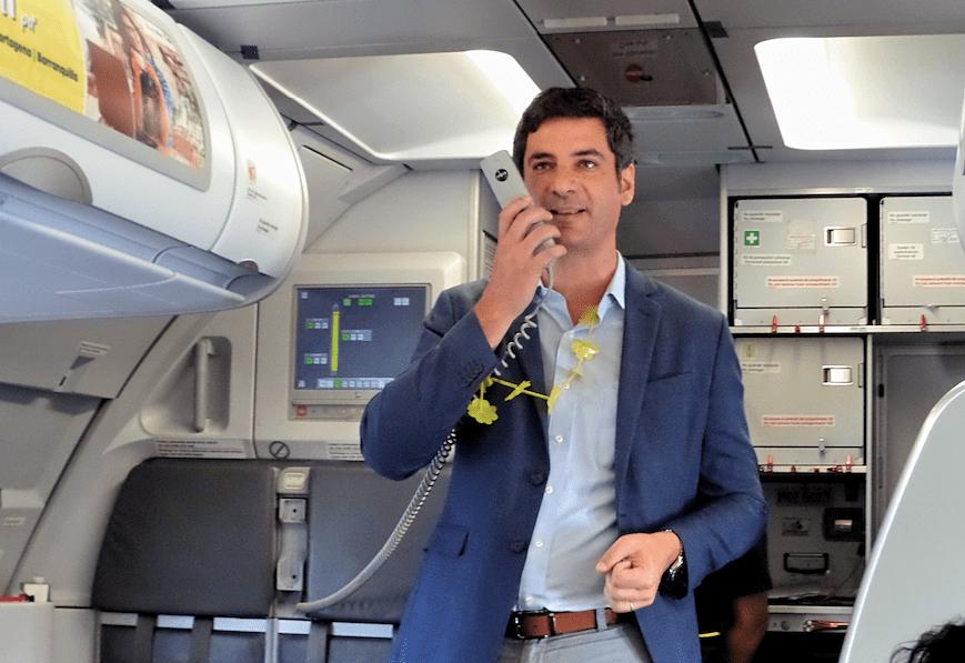 Felix Antelo, presidente y CEO, Viva Air.