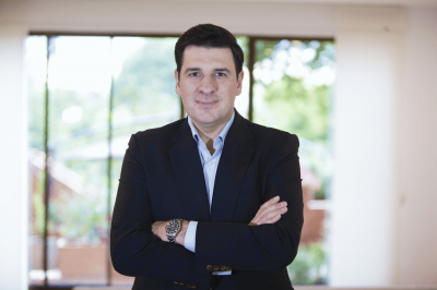 Santiago Álvarez, director ejecutivo Colombia, Latam Airlines