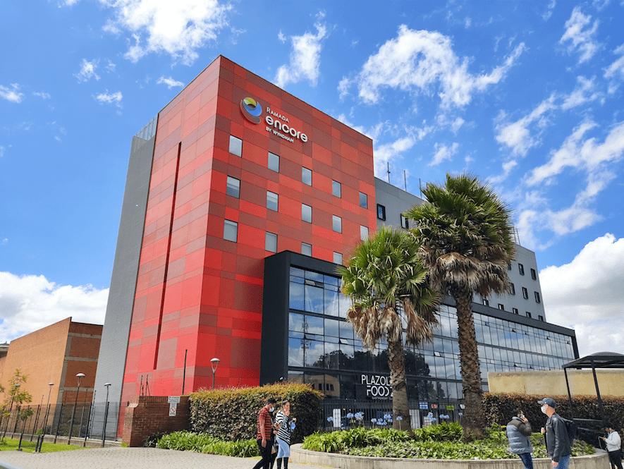 Ramada Encore by Wyndham Bogotá Zona Franca.