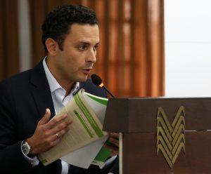 Juan Carlos Mira, presidente de Asocaña.