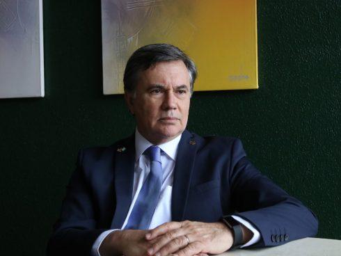 Manuel Otero, director del Instituto Interamericano de Cooperación para la Agricultura (IICA).