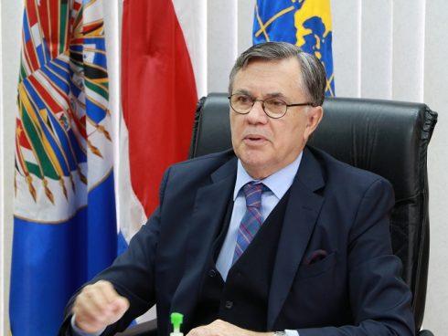 Manuel Otero, director del IICA