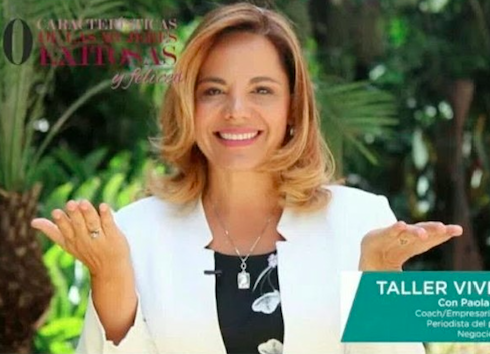 Invitación a un taller vivencial con Paola Rueda