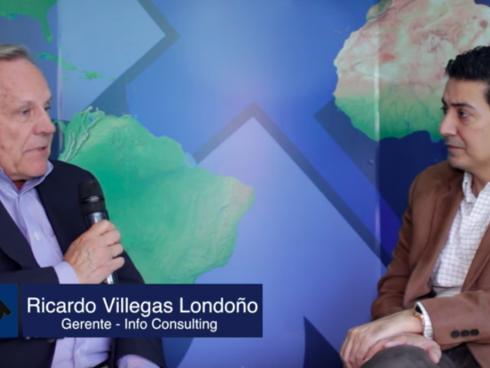 Ricardo Villegas, de Info Consulting