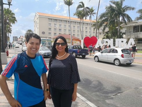Con Jerusha Rasmijn