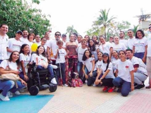 Uninorte Incluyente, una iniciativa de Paola Alcázar