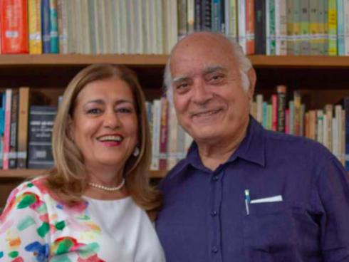 Liliana Restrepo y Alfredo Hoyos, fundadores de Frisby